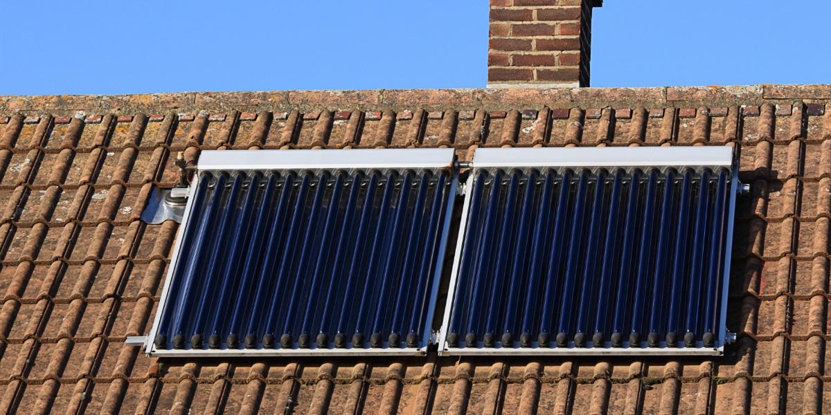 Chauffage par chauffe-eau solaire