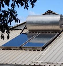 chauffe-eau solaire standardisé