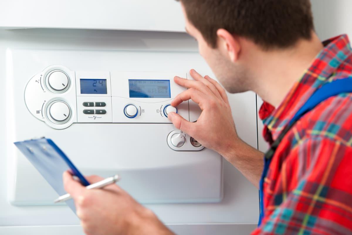 installation chauffage central entretien
