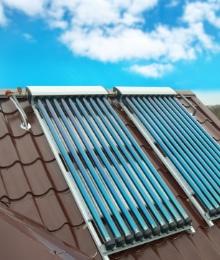 prix chauffage central chauffe-eau solaire