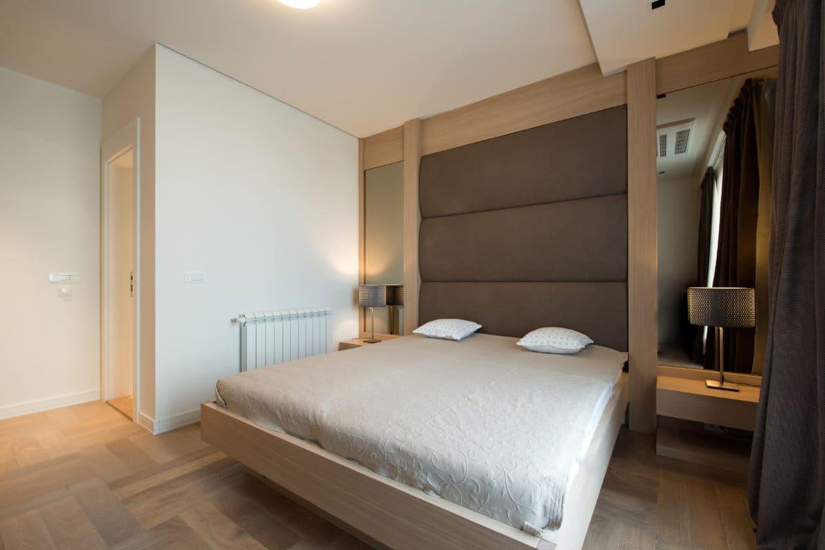 Radiateur électrique chambre à coucher
